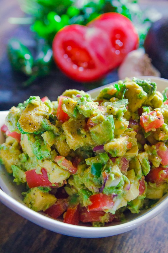 Avocado Pico De Gallo