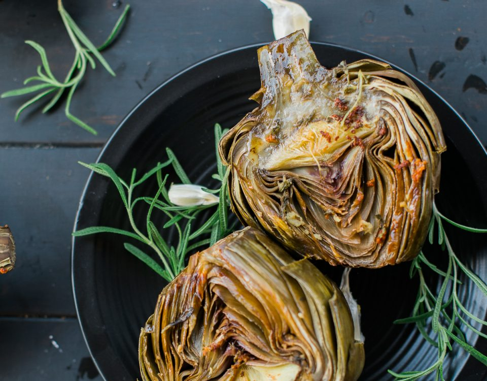 roasted-artichoke-butter-garlic-rosemary-12