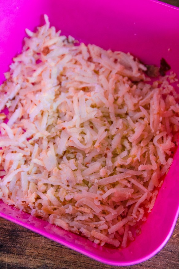 Why Your Hash Browns Are Gray and Gummy... And How To Fix Them