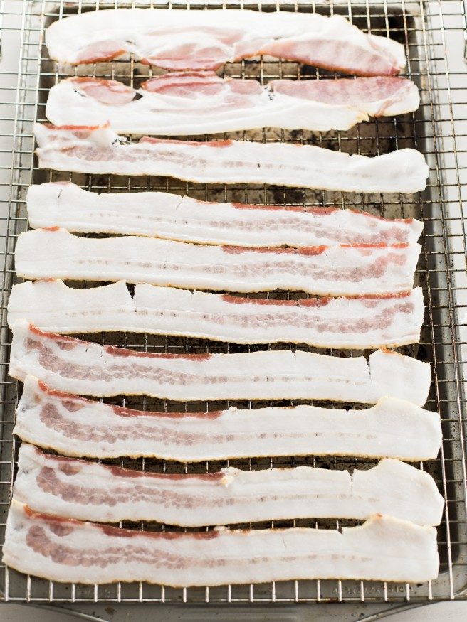 how to make crispy bacon oven