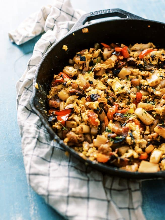 Dont shy away on this low carb country skillet with Turnips instead of Potatoes. These make an excellent low carb alternative when you need to cut carbs.